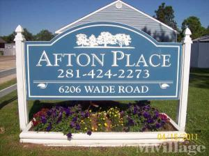 Photo of Afton Place Mobile Home Park, Baytown, TX