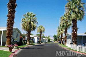 Photo of Pueblo Del Sol Mobile Home Park, Indio, CA