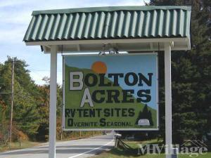 Photo of Bolton Acres MH & RV Park, Keeseville, NY