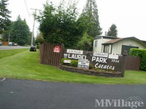 Photo of Laurel Park Estates, Olympia, WA