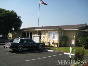 Glendora, CA Senior Retirement Living Manufactured and Mobile Home