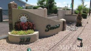 Photo of Sundial Mobile Home Park, Mesa, AZ