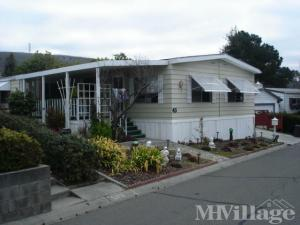 Photo Of Carquinez Highlands Mobile Home Park Vallejo CA
