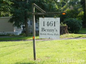 Photo of Bennys Mobile Home Park, Morrisville, PA