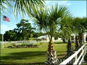 Pinewood Village Mobile Home Park Mims Fl