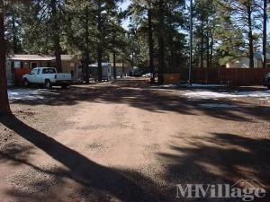 Photo Of White Mountain Mobile Home Village Show Low AZ