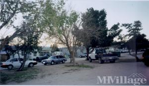 Photo Of Foothill Mobile Home Park Lone Pine CA