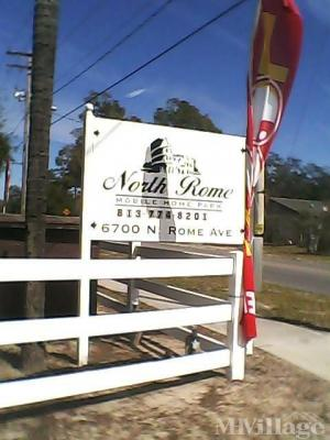 Photo of North Rome Mobile Home Court, Tampa, FL