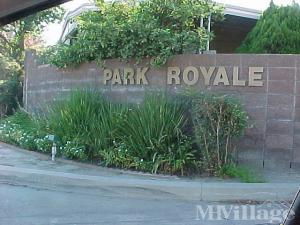 Photo of Park Royale Mobile Home Park, Orange, CA