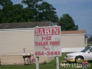 Photo of Babin I-12 Trailer Park, Denham Springs, LA