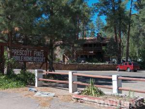 Photo of Prescott Pines Mobile Home Resort, Prescott, AZ