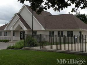 Photo Of Cozy Manufactured Home Community Jackson MI