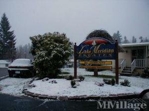 Photo Of Lake Meridian Estates Kent WA