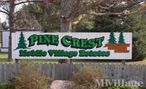 Photo of Pine Crest Mobile Home Estates, Caro, MI
