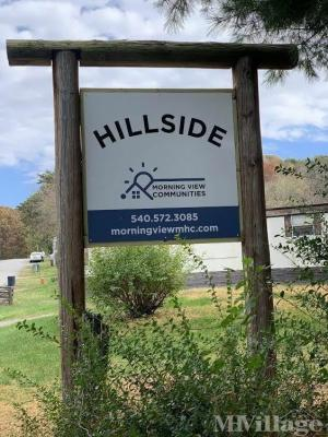 Photo of Hillside Mobile Home Community, Buena Vista, VA