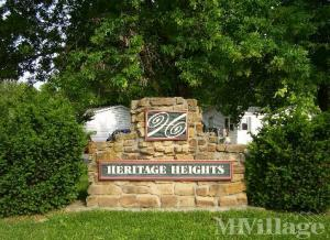 Photo of Heritage Heights Manufactured Home Community, Columbus, IN