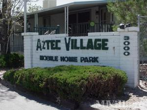 Photo Of Aztec Village Mobile Home Park Albuquerque NM