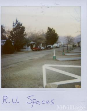 Photo Of Sierra View Mobile Home Rv Park Lone Pine CA