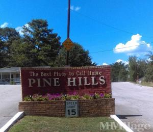 Photo Of Pine Hills Mobile Home Park Stockbridge GA