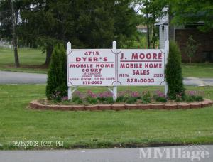 Photo of Dyer's Mobile Home Court, Columbus, OH