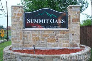 Photo Of Summit Oaks Fort Worth TX