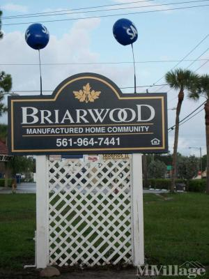 Photo Of Briarwood Mobile Home Park Lake Worth FL