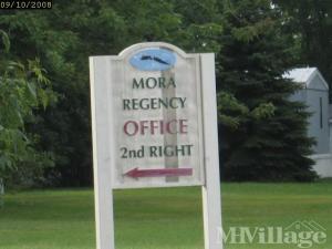 Photo Of Mora Regency Mobile Home Park MN