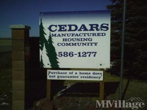 Photo of Cedars Manufactured Housing Community, Enoch, UT