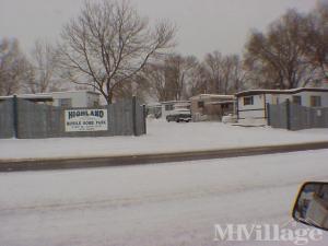 Photo Of Highland Mobile Home Park Colorado Springs CO