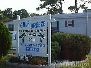 Photo Of Gulf Breeze Mobile Home Park Hudson FL