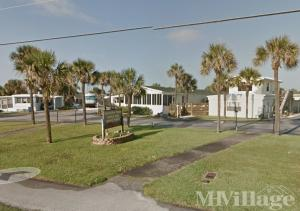 Photo Of Melbourne Beach Mobile Home Park FL