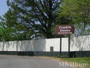 Franklin Estates Mobile Home Park