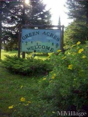 Photo of Green Acres Mobile Home Park, Mercer, WI
