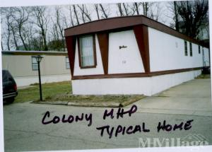 Photo of Colony Mobile Home Park, Portsmouth, OH