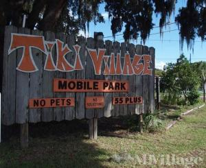 Photo of Tiki Village Mobile Park, Tavares, FL