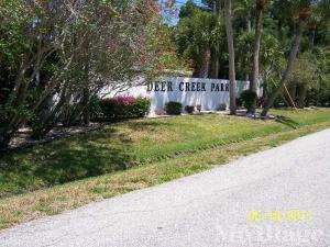 Photo Of Deer Creek Mobile Home Park Englewood FL