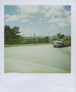 Photo Of Sunrise Village Mobile Home Park Homestead FL