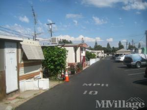 Photo Of Orange Grove Trailer Park Downey CA