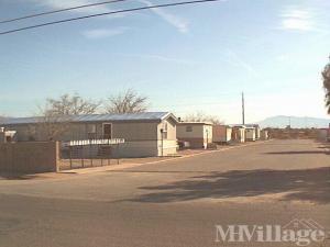Photo Of Cottonwood Lane Mobile Home Park Tucson AZ