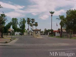 Photo Of Catalina Village Mobile Home Park Phoenix AZ