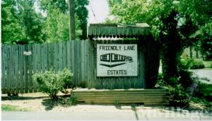 Photo Of Friendly Lane Estates Mobile Home Community Cartersville GA
