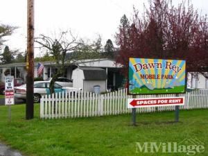 Photo of Dawn-Rey Mobile Park, Sutherlin, OR