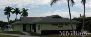 Photo Of Garden Cove Mobile Home Park Fort Myers FL