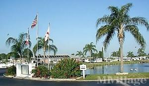 Photo Of Lake Highlander Mobile Home Park Dunedin FL
