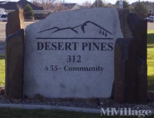 Photo of Desert Pines Mobile Home Park, Kennewick, WA