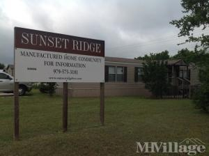 Photo of Sunset Ridge Mhc, College Station, TX