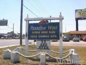 Photo of Paradise West Mobile Home Park, Largo, FL
