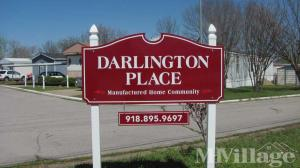 Photo Of Darlington Place Mobile Home Park Tulsa OK