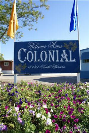 Photo of Colonial Estates, Blue Island, IL