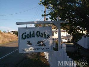 Photo Of Gold Oaks Jackson CA